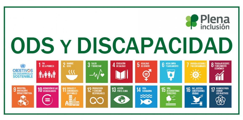 Objetivos de Desarrollo Sostenible y Discapacidad